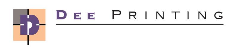 Dee Printing, Inc. Logo